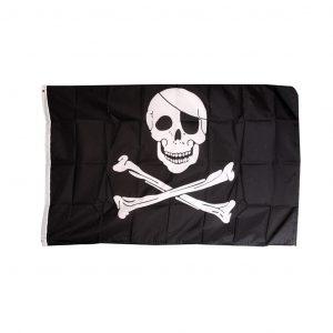 KombatUK Jolly Roger Flag
