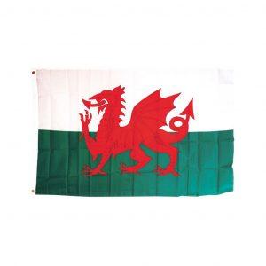 KombatUK Welsh Flag