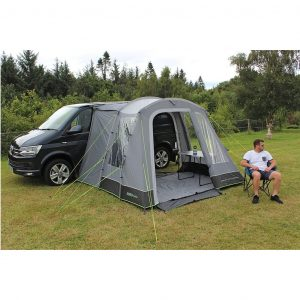 Outdoor Revolution Cayman Cona Poled Driveaway Awning 2021