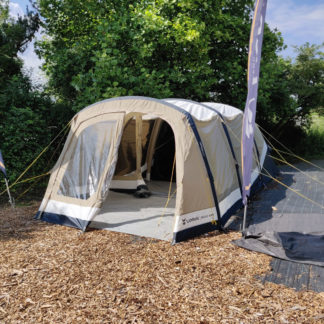 Ex Display Lichfield Eagle Air 5 Tent 2021