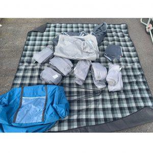 Vango Valencia 600XL Full Tent Spares